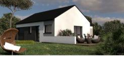 Maison+Terrain de 4 pièces avec 3 chambres à Saint Lyphard 44410 – 212694 € - TDEC-18-07-17-20