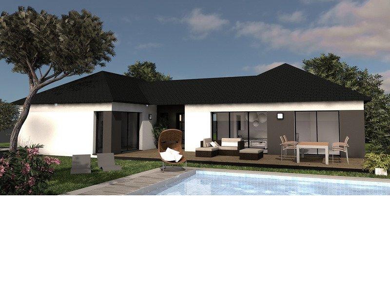 Maison+Terrain de 4 pièces avec 3 chambres à Moëlan sur Mer 29350 – 287500 € - GCOL-18-08-10-62