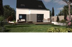 Maison+Terrain de 4 pièces avec 3 chambres à Saint André des Eaux 44117 – 281000 € - EGI-18-07-17-10