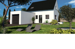 Maison+Terrain de 5 pièces avec 4 chambres à Saint André des Eaux 44117 – 276000 € - EGI-18-06-12-16
