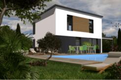 Maison+Terrain de 5 pièces avec 4 chambres à Thou 17290 – 206300 € - JTA-18-07-26-74