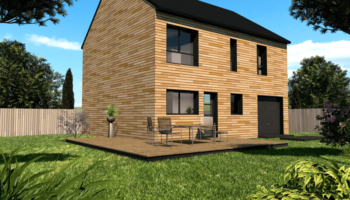 Maison+Terrain de 5 pièces avec 4 chambres à Gambais 78950 – 374365 € - JSAL-18-06-11-2