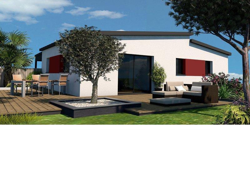 Maison+Terrain de 4 pièces avec 3 chambres à Cléder 29233 – 164940 € - MBELL-18-07-11-96