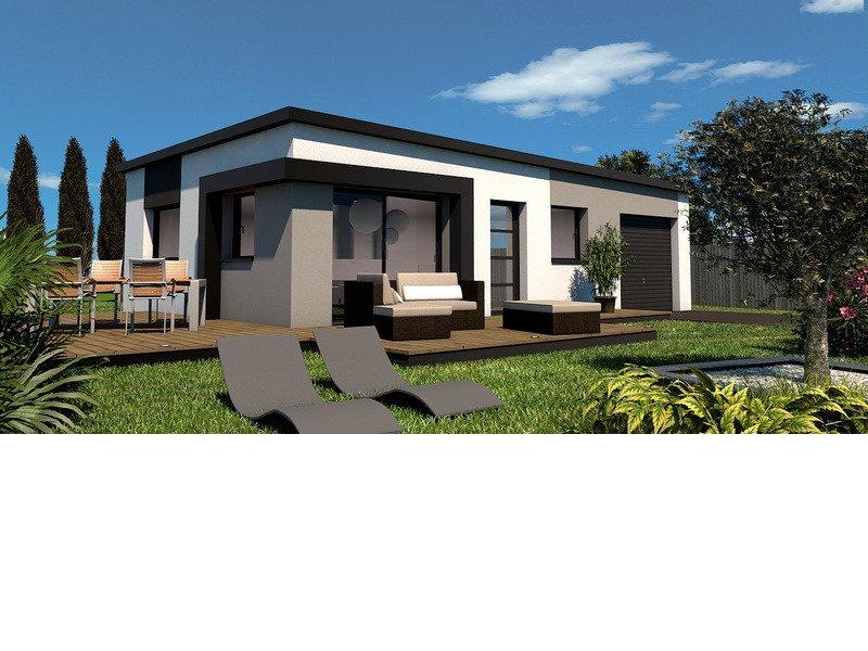 Maison+Terrain de 4 pièces avec 3 chambres à Bénodet 29950 – 179900 € - TBI-18-12-20-132