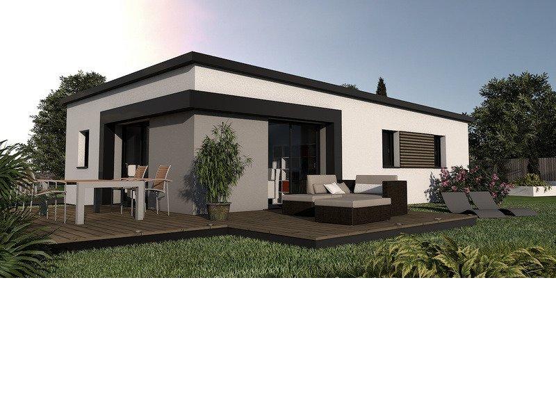 Maison+Terrain de 4 pièces avec 3 chambres à Saint Yvy 29140 – 173059 € - TBI-19-03-11-105