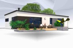 Maison+Terrain de 5 pièces avec 4 chambres à Plozévet 29710 – 187600 € - TBI-18-09-17-39