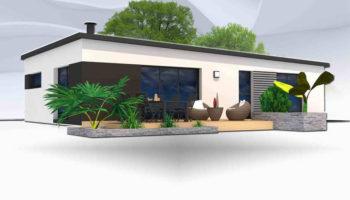 Maison+Terrain de 5 pièces avec 4 chambres à Clohars Fouesnant 29950 – 206926 € - TBI-19-07-16-19