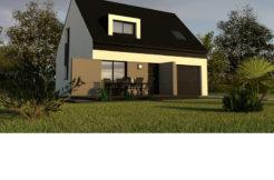 Maison+Terrain de 4 pièces avec 3 chambres à Combrit 29120 – 186700 € - TBI-18-07-30-2