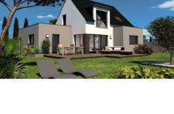 Maison+Terrain de 5 pièces avec 4 chambres à Saint Yvy 29140 – 190842 € - TBI-19-09-11-98