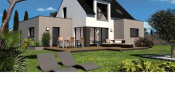 Maison+Terrain de 5 pièces avec 4 chambres à Peumérit 29710 – 193000 € - TBI-18-07-30-26