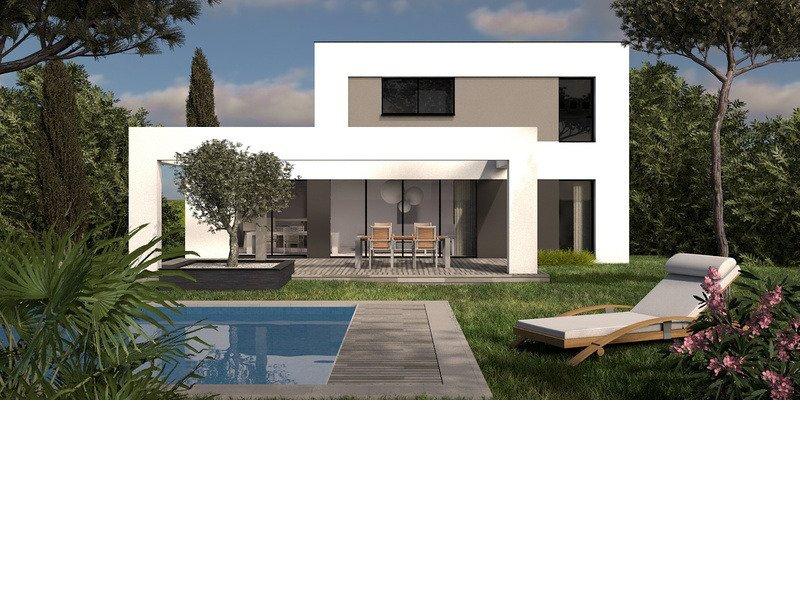 Maison+Terrain de 5 pièces avec 4 chambres à Peumérit 29710 – 209562 € - TBI-18-09-17-26