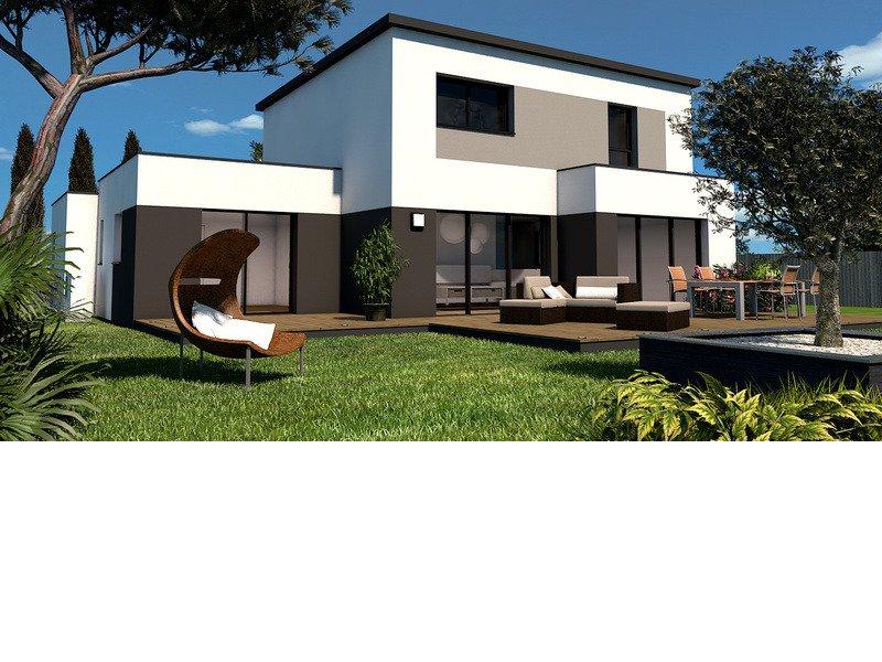 Maison+Terrain de 5 pièces avec 4 chambres à Rosporden 29140 – 215000 € - TBI-19-02-18-61