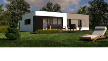 Maison+Terrain de 4 pièces avec 3 chambres à Ergué Gabéric 29500 – 183203 € - TBI-19-05-13-47