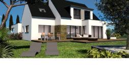 Maison+Terrain de 6 pièces avec 4 chambres à Plonévez Porzay 29550 – 435898 € - SCH-18-12-28-153