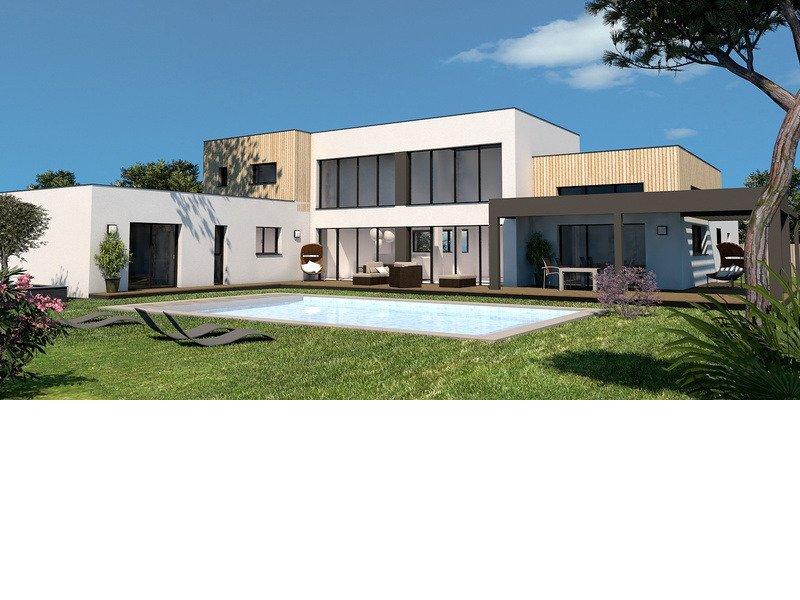 Maison+Terrain de 7 pièces avec 5 chambres à Plougonvelin 29217 – 465300 € - PTR-18-11-12-17