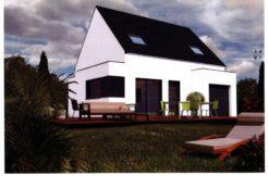 Maison+Terrain de 5 pièces avec 3 chambres à Ergué Gabéric 29500 – 190200 € - CCR-18-06-07-20