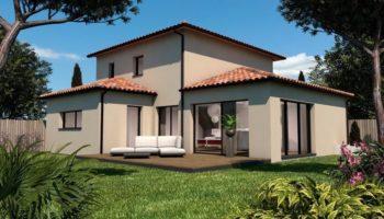 Maison+Terrain de 5 pièces avec 4 chambres à Salvetat Saint Gilles 31880 – 330474 € - CROP-19-07-12-16