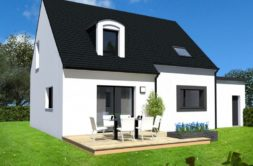 Maison+Terrain de 5 pièces avec 4 chambres à Fouesnant 29170 – 278922 € - TBI-19-06-18-120