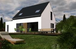 Maison+Terrain de 5 pièces avec 4 chambres à Trégunc 29910 – 204922 € - TBI-19-06-18-225