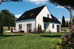 Maison+Terrain de 7 pièces avec 5 chambres à Landerneau 29800 – 218883 € - JBP-19-04-16-1