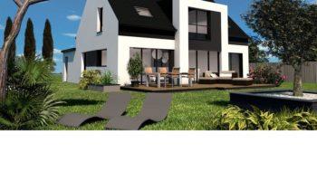 Maison+Terrain de 5 pièces avec 4 chambres à Ergué Gabéric 29500 – 256690 € - KA-19-09-11-6