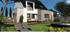 Maison+Terrain de 5 pièces avec 4 chambres à Ergué Gabéric 29500 – 198500 € - KA-18-11-22-21
