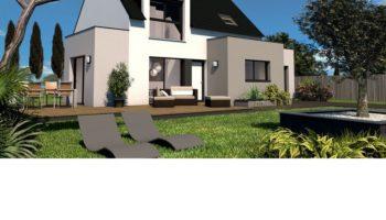 Maison+Terrain de 5 pièces avec 4 chambres à Landudal 29510 – 176396 € - KA-19-03-14-17
