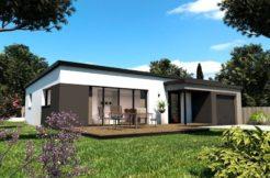 Maison+Terrain de 5 pièces avec 4 chambres à Ferrières 17170 – 185000 € - JTA-18-11-23-10