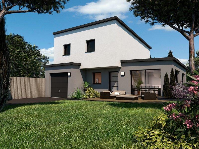 Maison+Terrain de 5 pièces avec 4 chambres à Guipavas 29490 – 225500 € - JBP-18-09-29-9