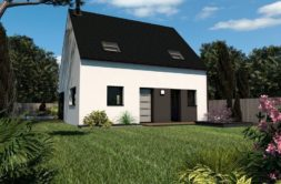 Maison+Terrain de 6 pièces avec 4 chambres à Plougonvelin 29217 – 202500 € - GLB-18-11-25-4
