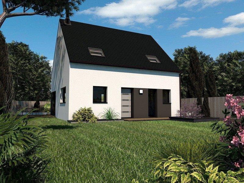Maison+Terrain de 6 pièces avec 4 chambres à Plouzané 29280 – 198000 € - GLB-18-07-24-20