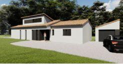 Maison+Terrain de 4 pièces avec 3 chambres à Saint Médard en Jalles 33160 – 475000 € - FDU-19-02-06-2