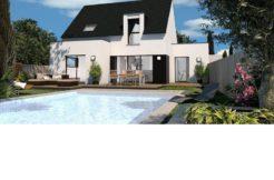 Maison+Terrain de 5 pièces avec 4 chambres à Saint-Yvi 29140 – 236943 € - TBI-19-04-08-128