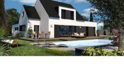 Maison+Terrain de 5 pièces avec 4 chambres à Melgven 29140 – 274955 € - TBI-19-12-17-86