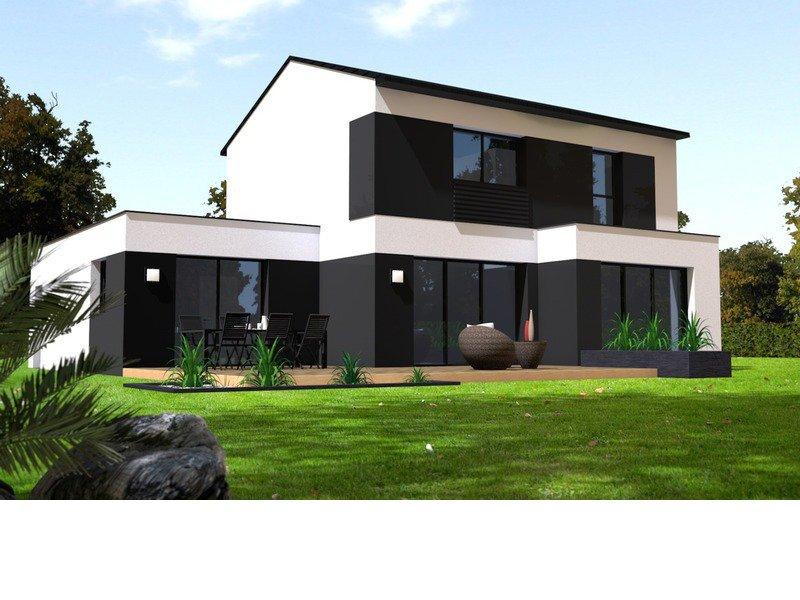 Maison+Terrain de 5 pièces avec 4 chambres à Saint Armel 56450 – 272000 € - JCP-18-08-23-2
