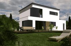 Maison+Terrain de 5 pièces avec 4 chambres à Rosporden 29140 – 192090 € - TBI-19-07-23-124