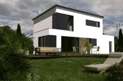 Maison+Terrain de 5 pièces avec 4 chambres à Fouesnant 29170 – 282922 € - TBI-19-06-18-121