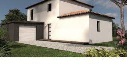 Maison+Terrain de 5 pièces avec 4 chambres à Cornebarrieu 31700 – 339000 € - CROP-18-12-12-13
