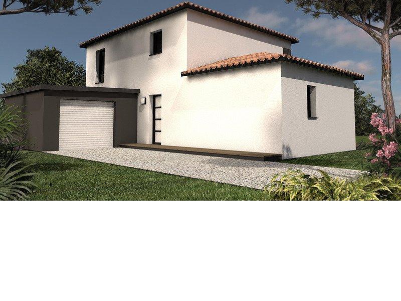 Maison+Terrain de 5 pièces avec 4 chambres à Beauzelle 31700 – 326500 € - CROP-18-08-06-25