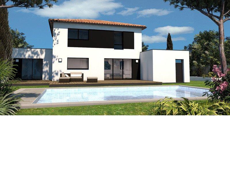 Maison+Terrain de 5 pièces avec 4 chambres à Salvetat Saint Gilles 31880 – 325000 € - CROP-19-01-23-27
