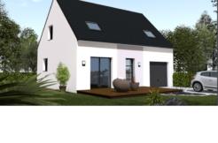 Maison+Terrain de 4 pièces avec 3 chambres à Courgent 78790 – 232000 € - MPIF-18-07-17-22
