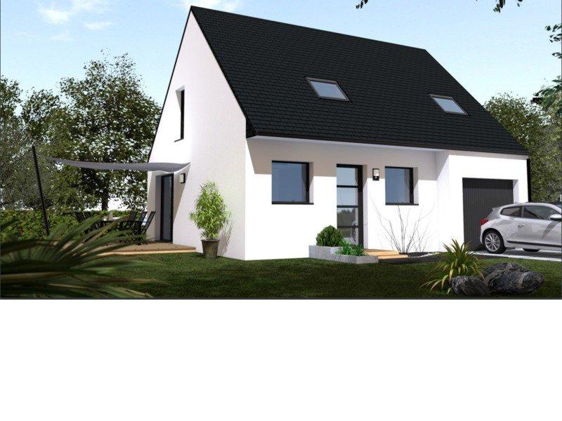 Maison+Terrain de 5 pièces avec 4 chambres à Fontenay Mauvoisin 78200 – 262000 € - MPIF-19-01-22-4