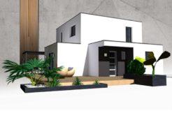 Maison+Terrain de 5 pièces avec 4 chambres à Pessac 33600 – 460900 € - MPAR-18-07-11-13