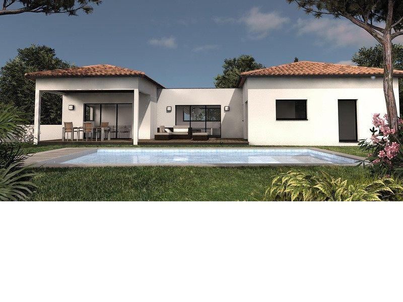 Maison+Terrain de 5 pièces avec 4 chambres à Saint Sauveur 31790 – 394000 € - CPO-18-07-19-18