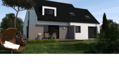 Maison+Terrain de 5 pièces avec 4 chambres à Ergué Gabéric 29500 – 195500 € - KA-18-07-17-26