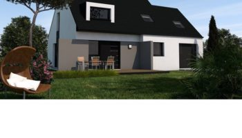 Maison+Terrain de 5 pièces avec 4 chambres à Pluguffan 29700 – 191600 € - KA-18-11-22-13