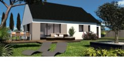 Maison+Terrain de 4 pièces avec 3 chambres à Landudal  – 167407 € - KA-19-08-02-41