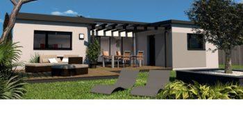 Maison+Terrain de 4 pièces avec 3 chambres à Ergué Gabéric 29500 – 206003 € - KA-19-05-16-14