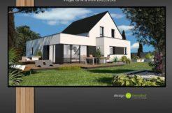 Maison+Terrain de 5 pièces avec 4 chambres à Hennebont 56700 – 280000 € - SLG-19-06-25-5