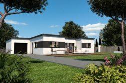 Maison+Terrain de 4 pièces avec 3 chambres à Caudan 56850 – 265950 € - SLG-19-03-01-4